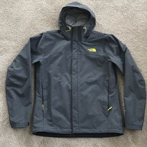 The North Face lightweight jacket.